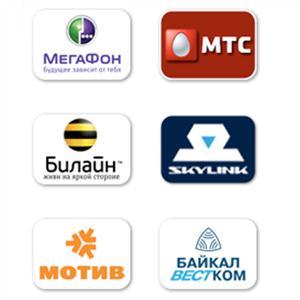 Операторы сотовой связи Селенгинска