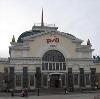 Железнодорожные вокзалы в Селенгинске