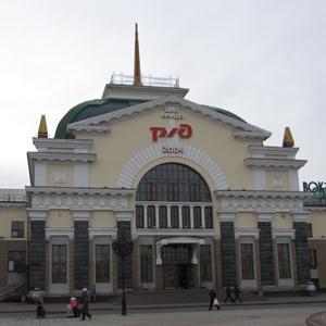 Железнодорожные вокзалы Селенгинска